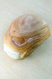 Panadería con crema azotada imagen de archivo