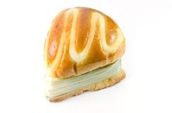 Panadería con la hoja del Pandanus fotos de archivo