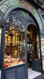 Panadería de Escriba en Barcelona Imagen de archivo libre de regalías