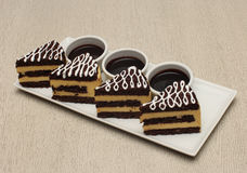 Panadería dulce Imagen de archivo libre de regalías