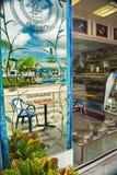 Panadería griega imagen de archivo libre de regalías