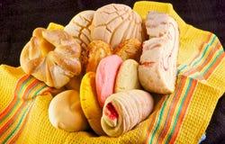 Panadería mexicana Imágenes de archivo libres de regalías
