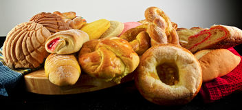 Panadería mexicana Fotografía de archivo libre de regalías