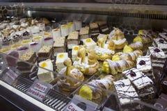 Panadería portuguesa foto de archivo