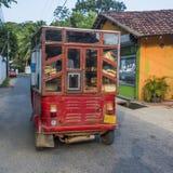 Panadería Tuk Tuk en Sri Lanka Fotografía de archivo libre de regalías