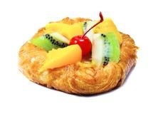 Panadería y fruta fresca Imagen de archivo