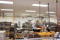 Panadería y postres de Costo Imagen de archivo libre de regalías