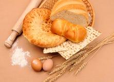 Panadería internacional Fotografía de archivo libre de regalías