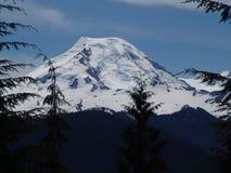 Panadero del Mt Foto de archivo libre de regalías