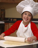 Panadero joven Imagen de archivo libre de regalías