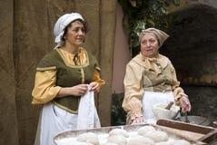 Panaderos Fotos de archivo libres de regalías