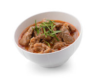 Panaeng curry is a type of Thai curry Stock Images