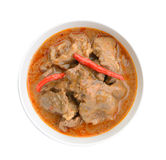 Panaeng curry is a type of Thai curry Royalty Free Stock Photography