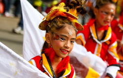 Panagbenga Festival, Baguio City Royalty Free Stock Photography