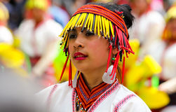 Panagbenga Festival, Baguio City Stock Photos