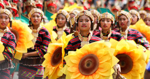 Panagbenga Festival, Baguio City Royalty Free Stock Image