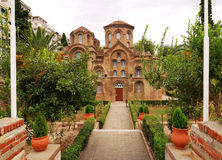 Panagia Chalkeon, Thessaloniki, Greece Royalty Free Stock Images