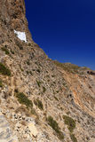 Panagia Hozoviotissa monastery Stock Photos