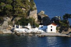 Panagia island, Parga, Greece Stock Photography