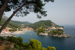 Panagia Island, Parga, Greece Stock Photos
