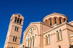 Panagia Katholiki katedra w Limassol Fotografia Stock