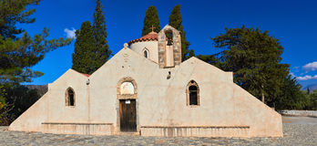 Panagia Kera Royalty Free Stock Photo