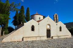 Panagia Kera Royalty Free Stock Photos