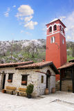 Panagia Mauriotissa Monastery Macedonia, Greece Royalty Free Stock Photos