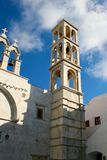 Panagia Tourliani Monastery Royalty Free Stock Image