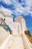 Panagitsa Tou Pirgou church in Skopelos Town Royalty Free Stock Photography