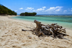 Panaitan island Royalty Free Stock Photos
