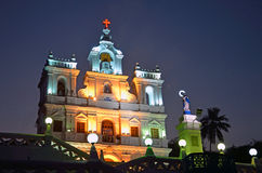 Panaji Church Stock Images