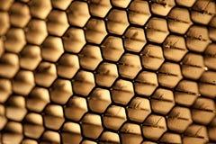 Panal de acero Foto de archivo libre de regalías