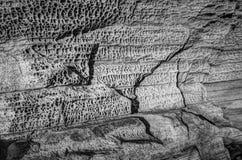 Panal de Elgol Imágenes de archivo libres de regalías