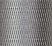 panal del metal ilustración del vector