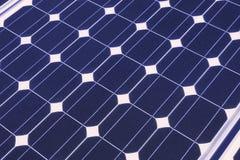 Panal solar Imagem de Stock