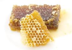 Panales de la miel Imágenes de archivo libres de regalías
