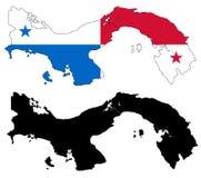 Panamá Ilustração Royalty Free