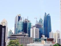 Panamá city Royalty Free Stock Photography