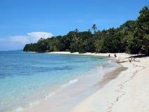 Panama beach royalty free stock photo