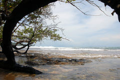 Panama beach Royalty Free Stock Photos