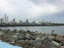 Panama City Imagens de Stock Royalty Free