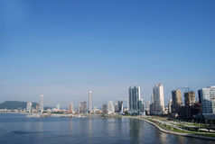 PANAMA CITY Photo libre de droits