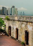 Panama City Stockbild