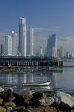 Panama City Fotografering för Bildbyråer