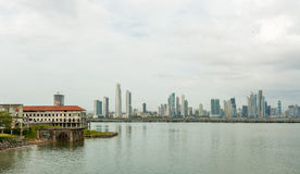 Panama City Royalty Free Stock Photos