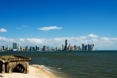 Panama city Obrazy Stock