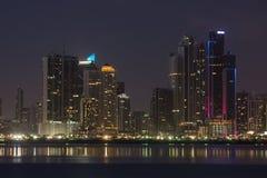 Panama city Zdjęcie Stock