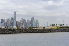 Panama City Stockfoto