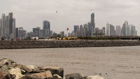 Panama City Imágenes de archivo libres de regalías